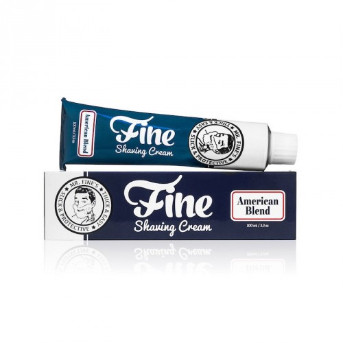 Fine Accoutrements - Shaving Cream American Blend