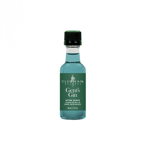 Clubman Pinaud - Gent's Gin After Shave Travel Size