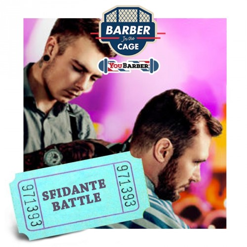 Barber in The Cage - MILANO 24/06/2018 (Solo Gara)