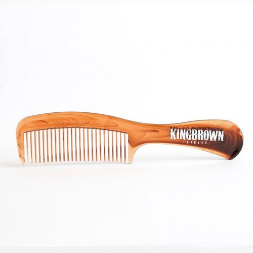 king-brown-pomade-TORT-HANDLE-COMB