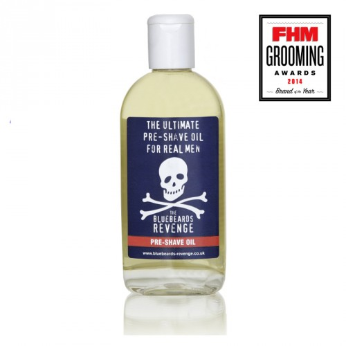 The Bluebeards Revenge - Olio Pre Rasatura 125 ML