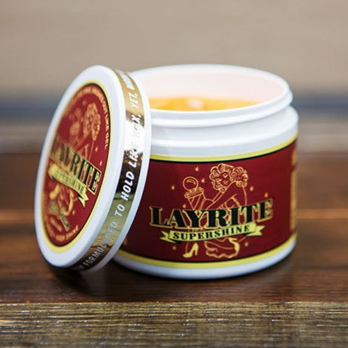 Layrite - Super Shine Hair Pomade