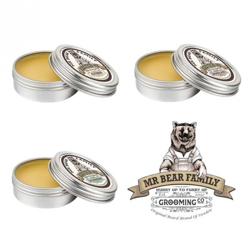 Mr Bear Family - Beard Stache Wax