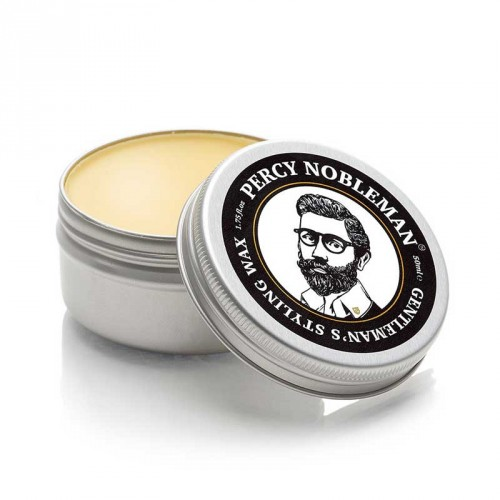 Percy Nobleman - Wax per Barba e Capelli