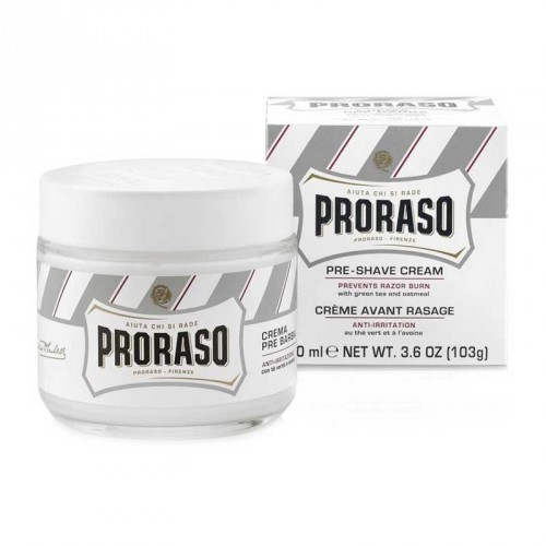 Proraso - Crema Pre Barba Anti Irritazione (White)