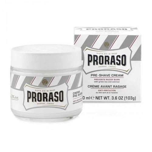 Proraso - Crema Pre Barba Anti Irritazione (White)
