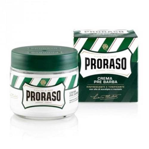 Proraso - Crema Pre Barba Rinfrescante (Green) 100ml
