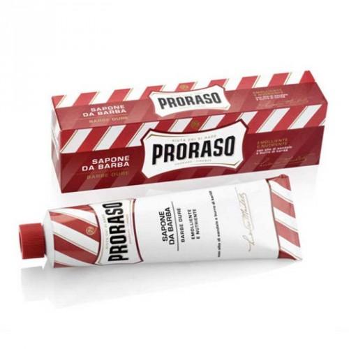Proraso - Sapone da Barba Tubo Emolliente (Red)