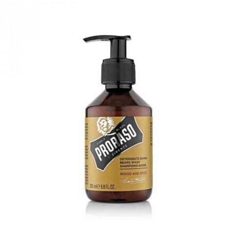 Proraso - Shampoo da Barba - Wood and Spice 200ML