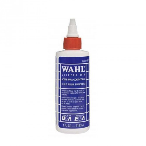 Wahl - Olio Manutenzione Testina - 118 ML