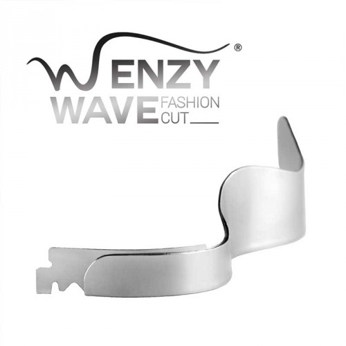 Wenzy Wave - Rasoio Manuale per Hair Tattoo