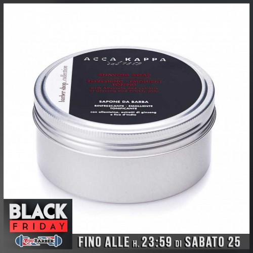 Acca Kappa - Shaving Soap - Sapone da barba 250ml