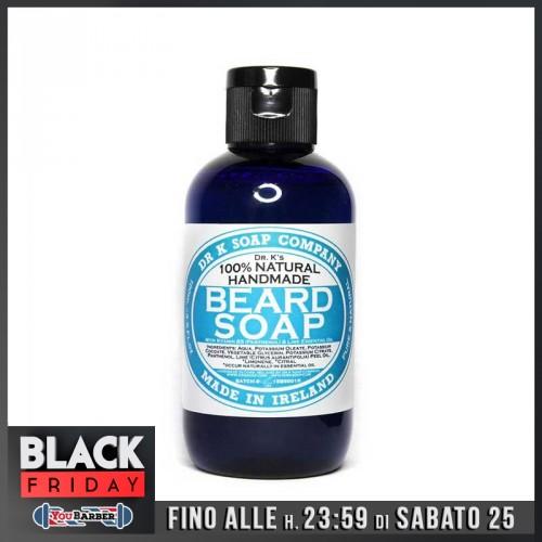 Dr K Soap - Sapone da Barba 100ml