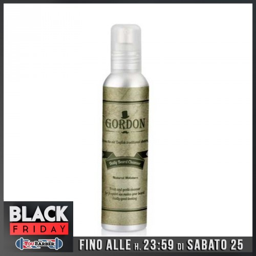 Gordon - Detergente per barba e baffi