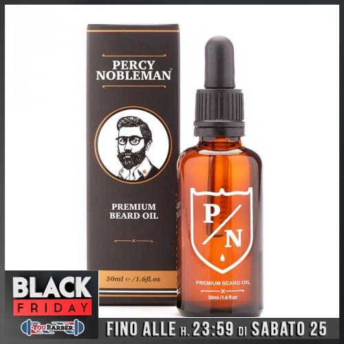 Percy Nobleman - Olio da Barba - Premium