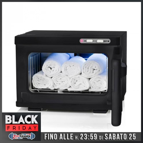 scalda-salviette-nero-barbiere-hot-towel-youbarber
