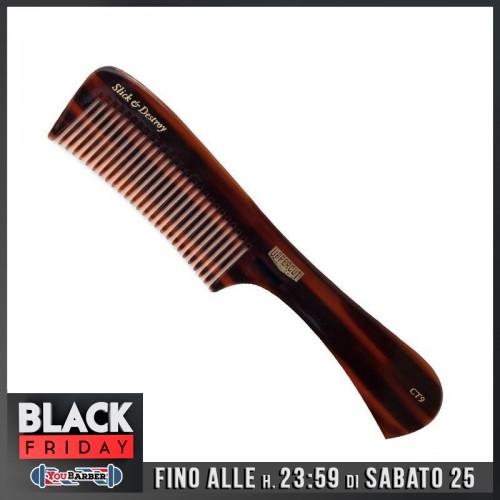 uppercut-deluxe-CT9-styling-hair-comb-pettine-tartarugato-capelli